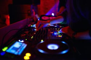 DJ platines pioneer cdj 2000 djm 900 nexus 2 mix