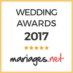 badge wedding awards 2017 mariage.net