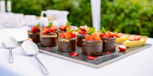 desserts de traiteur sur mesure